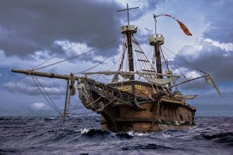 How Did Pirates Survive Hurricanes?