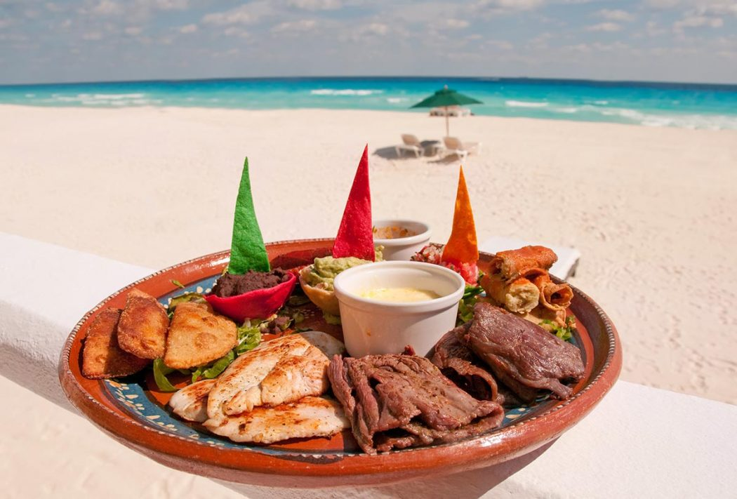 Cuisine in Cancun