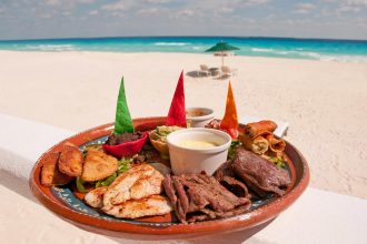 Cuisine in Cancun
