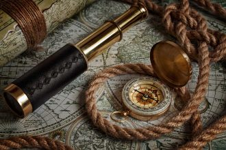Nautical Tools of the Pirate Trade