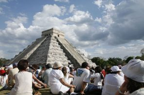 Celebrating the Mayan Winter Solstice