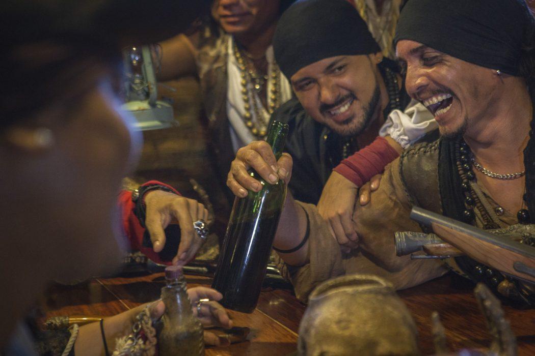 Pirates and Booze