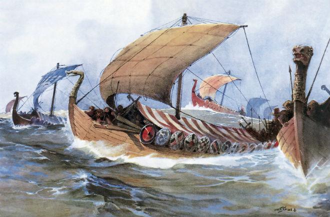 Vikings Pirates