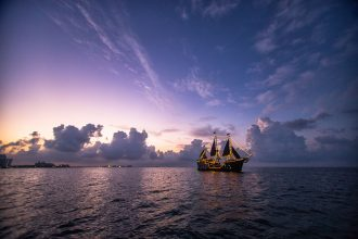 Who would you be on a pirate ship?