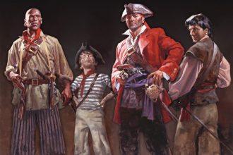Sam Bellamy Pirates