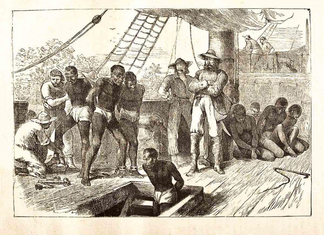 Rhode Island Slavery Law