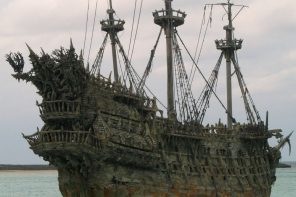 Famous Pirate Ships in History