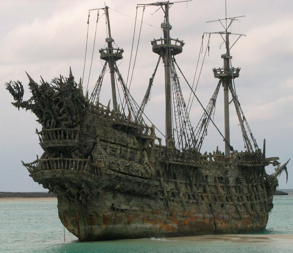 Famous Pirate Ships In History Pirate Show Cancun
