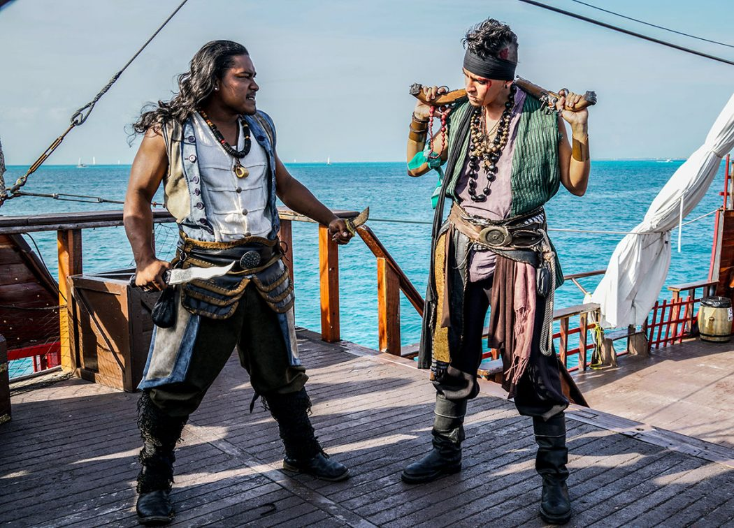 Talking like a Pirate
