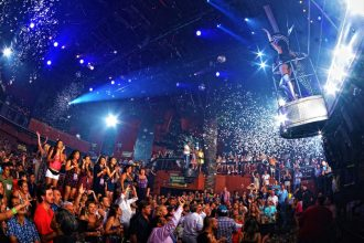 Cancun's Nightlife - Coco Bongo