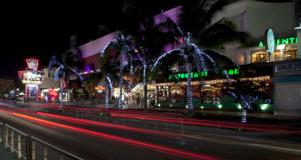 Exciting Nightlife in Cancun