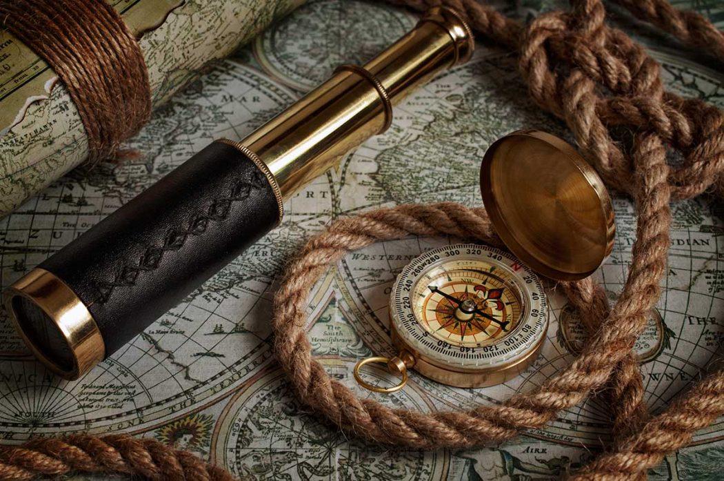 Nautical Tools of the Pirate Trade
