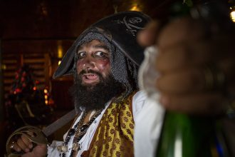 The Golden Age of Piracy: Food and Drinks