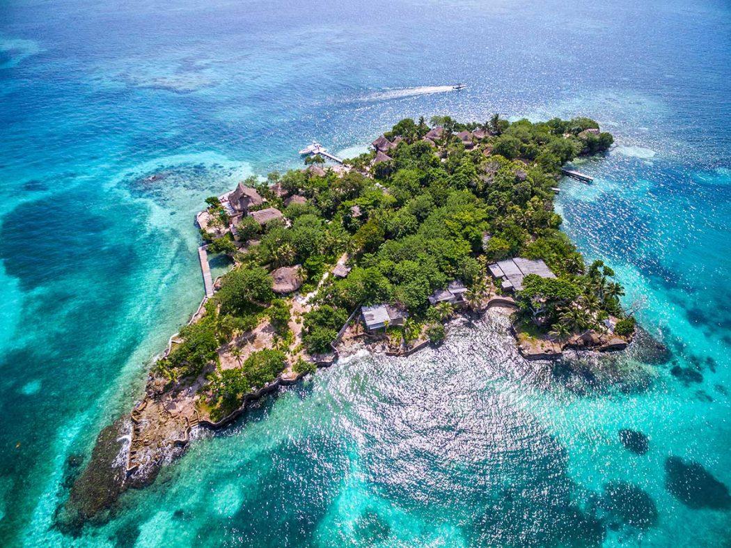Pirates and Phantom Islands