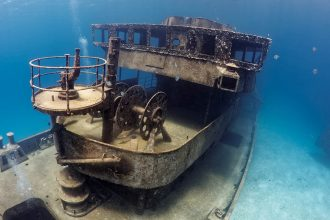 World Famous Shipwrecks