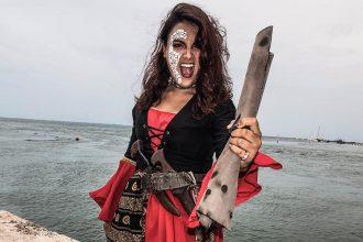 Top Five Female Pirates