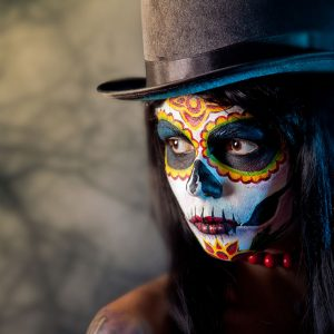 2018 Día de Los Muertos in Cancun