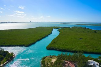 Experience the Mesmerizing Beauty of the Nichupte Lagoon