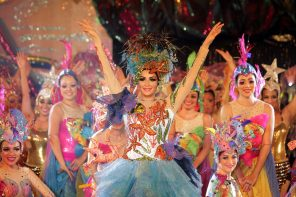 It's Carnival Time in Cancun!