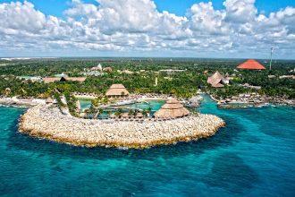 Mayan Village Show in Cancun
