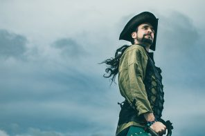 Spotlight on Pirate Stede Bonnet