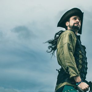 Spotlight on Pirate Stede Bonnet
