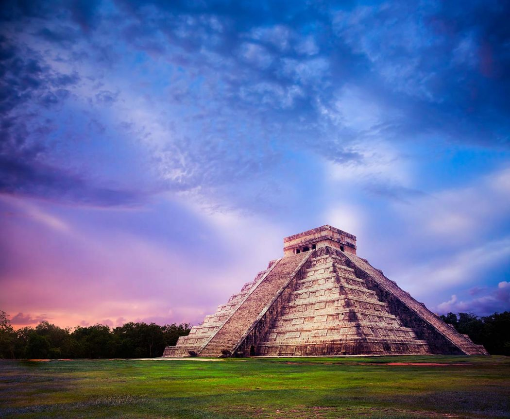 The Magic of the Spring Equinox at Chichen Itza