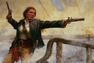 The Legend of Pirate Anne Bonny