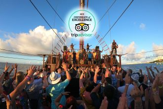 Jolly Roger Wins! 2019 TripAdvisor Certificate of Excellence Award