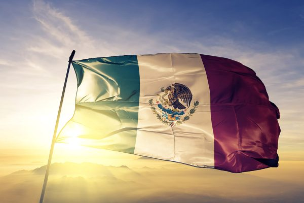 Mexican Independence Day in Cancun