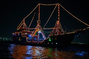 Top Cancun Tour: Jolly Roger Pirate Ship