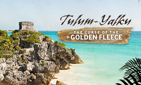 Tulum-Yalku & Pirate Ship Combo